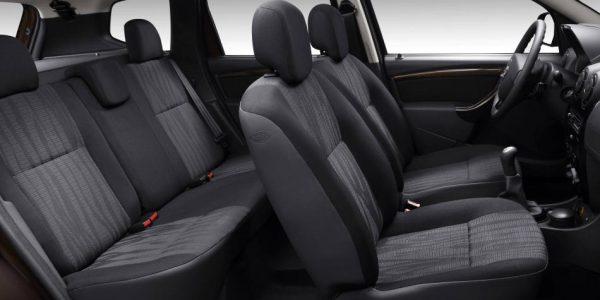 Dacia Duster – Innenraum