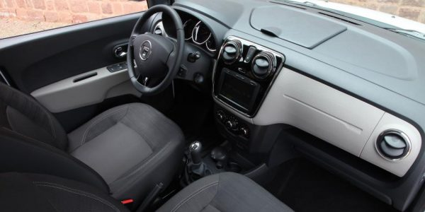 Dacia Lodgy – Cockpit