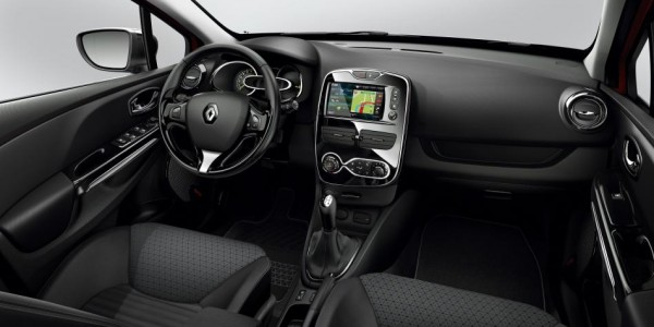 Renault Clio – Cockpit