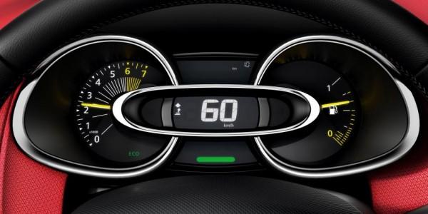 Renault Clio – Instrumententafel