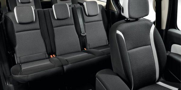 Renault Kangoo – Rücksitze