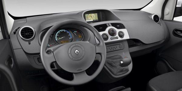 Renault Kangoo Z.E. – Cockpit