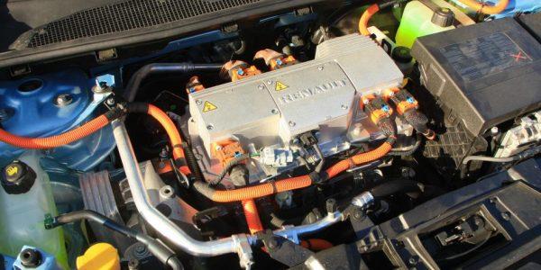 Renault Kangoo Z.E. – Motorraum
