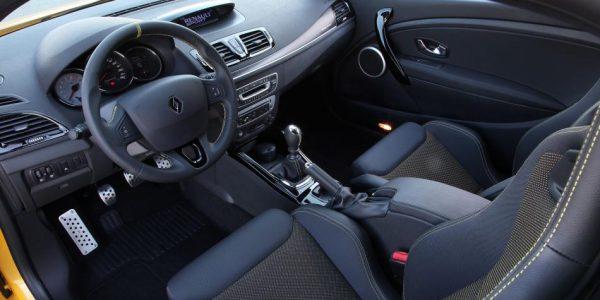 Renault Megane R.S. – Cockpit