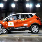 Renault Captur - Crashtest