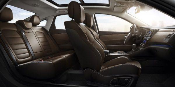 Renault Talisman – Innenansicht