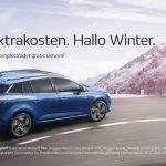 Bei Renault Winterräder inklusive
