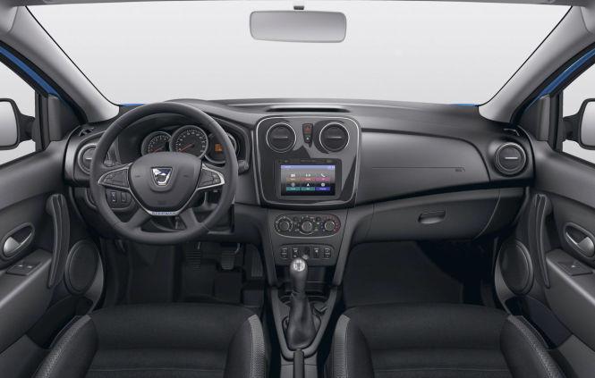 Dacia Innenraum