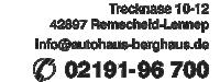 Kontakt Renault Remscheid