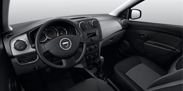 Dacia Sandero – Cockpit