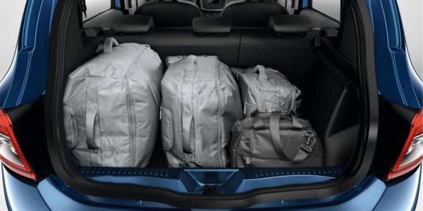 Dacia Sandero – Kofferraum