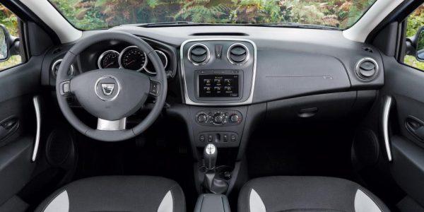 Dacia Sandero Stepway – Cockpit