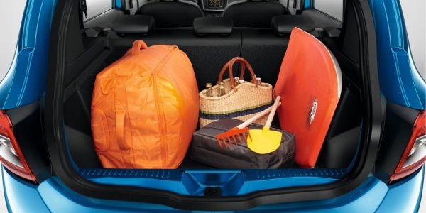 Dacia Sandero Stepway – Kofferraum