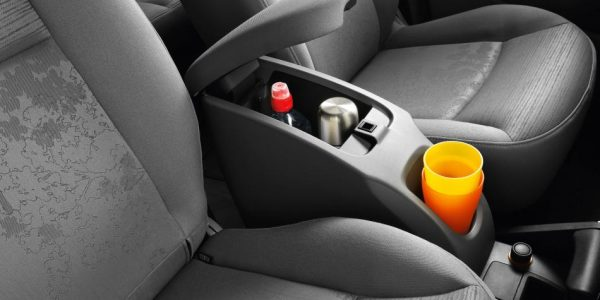 Renault Kangoo – Mittelkonsole