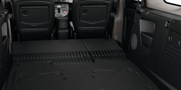 Renault Kangoo – Laderaum