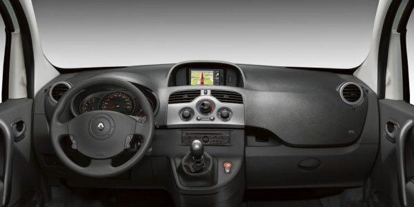 Renault Kangoo – Cockpit