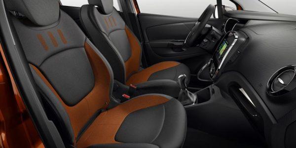 Renault Captur – Innenraum