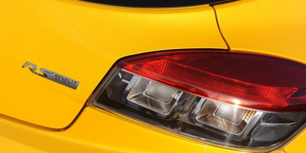 Renault Megane R.S. – Heckansicht