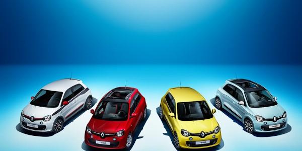 Neuer Neuer Renault Twingo