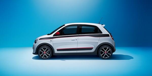 Neuer Renault Twingo